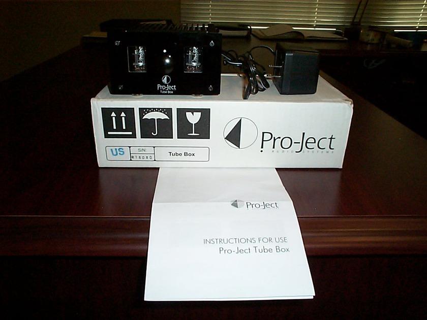 Pro-Ject Tube Box TUBE BOX - Original