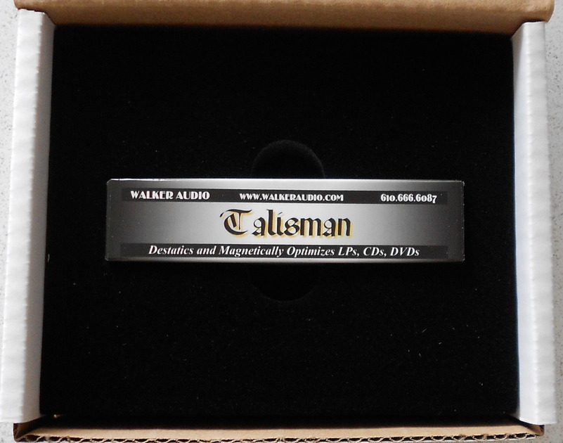 Walker  Talisman For LPs, Discs, Cables, and Speakers