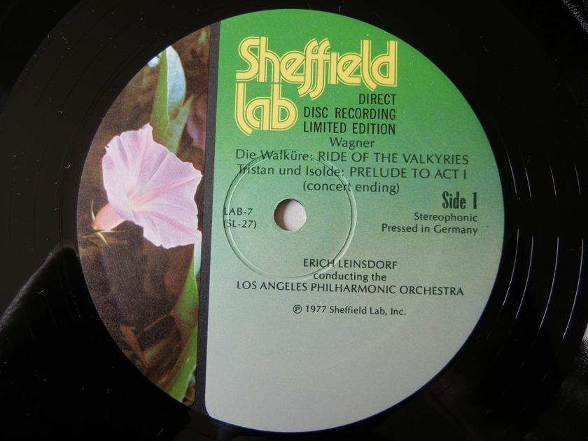Wagner - Die Walkure/Gotterdammerung Sheffield Lab 7
