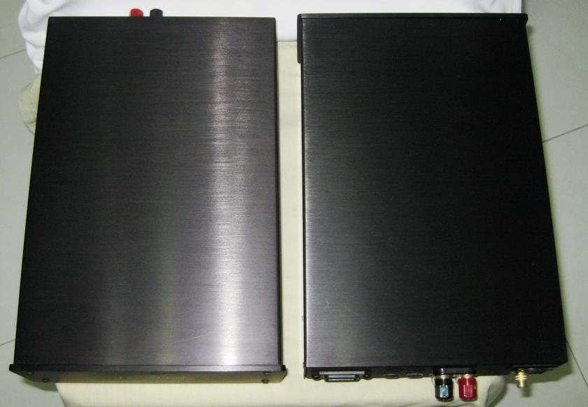 EVS 500M 500 watts mono power amp