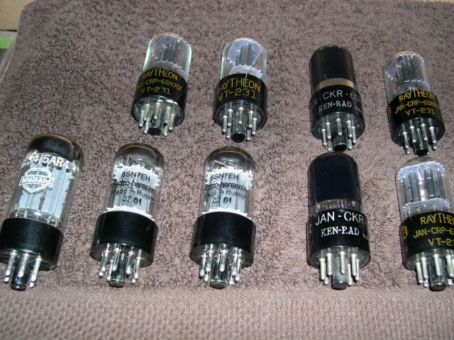 Cary Audio SLP-05 Balanced Tube Preamplifier