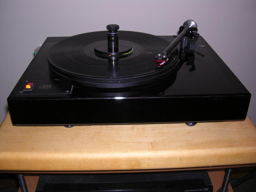Sota Comet turntable/cartridge
