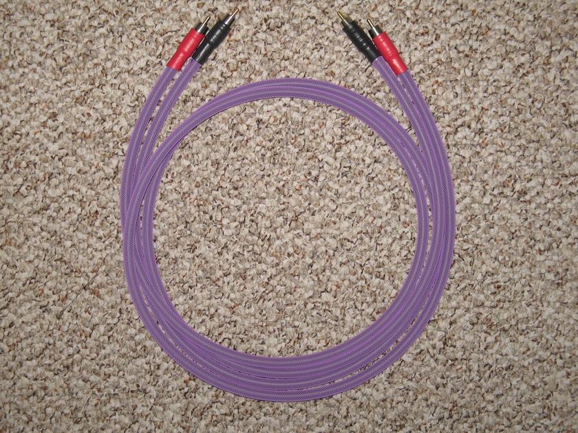 Gavin Audio Advanced Line Analog Audio Interconnect, 1.5 Meter
