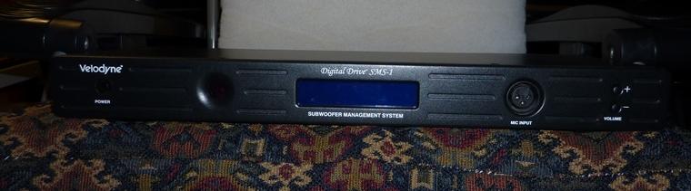 Velodyne SMS-1 Bass EQ System