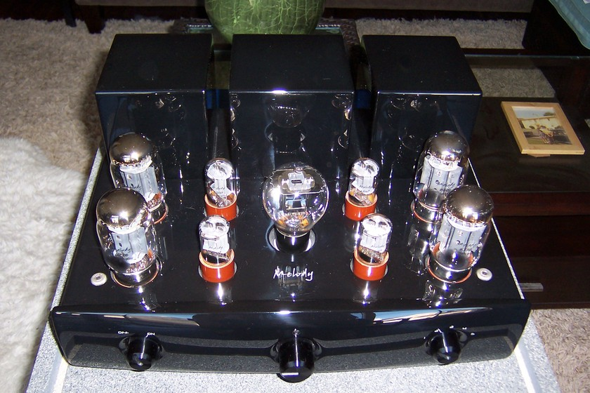 Melody Valve Hifi I880 Integrated Tube Amplifier