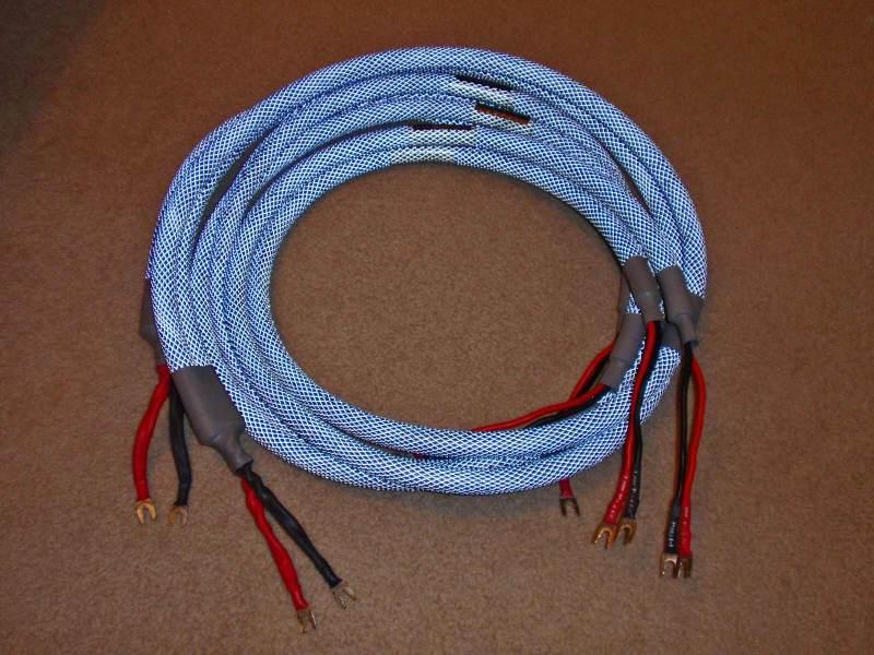 Acoustic zen satori 7 ft bi-wire