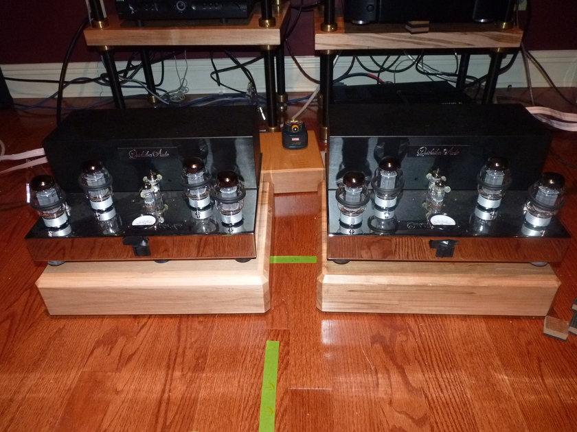 Quicksilver Audio V4  Monoblock tube amplifiers