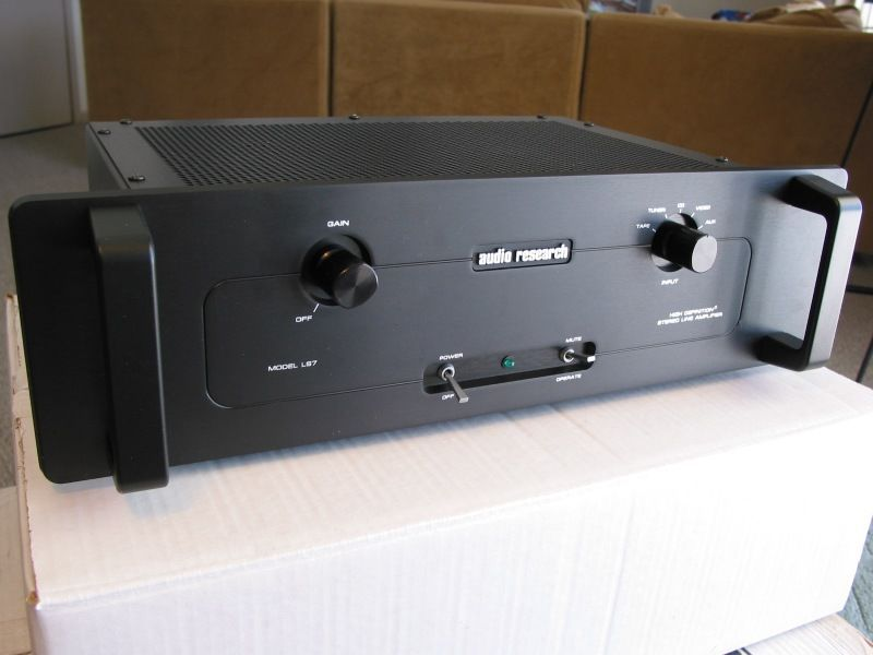 Audio Research Tube Preamplifier LS7