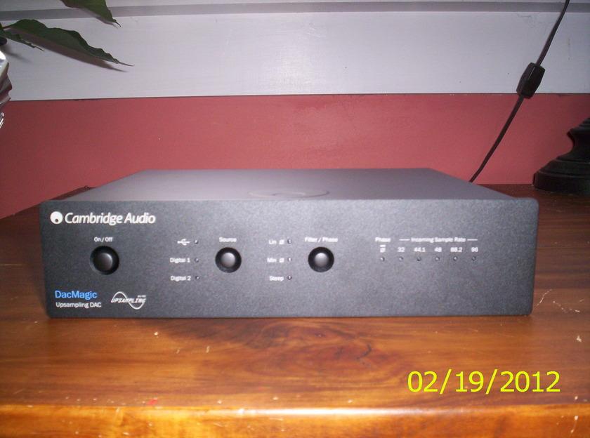 Cambridge Audio DacMagic (black)