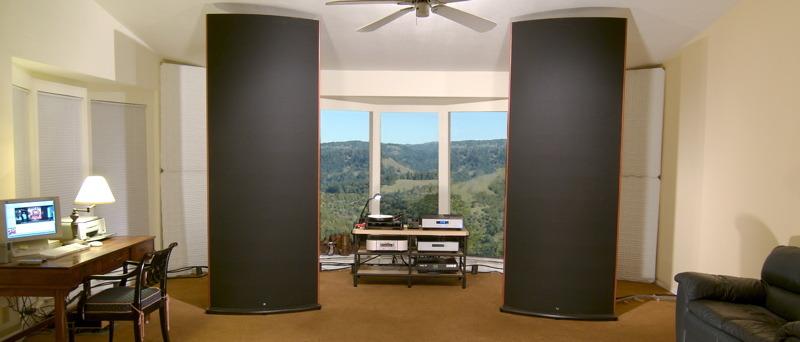Sound Lab Majestic 945 Electrostatic Speakers