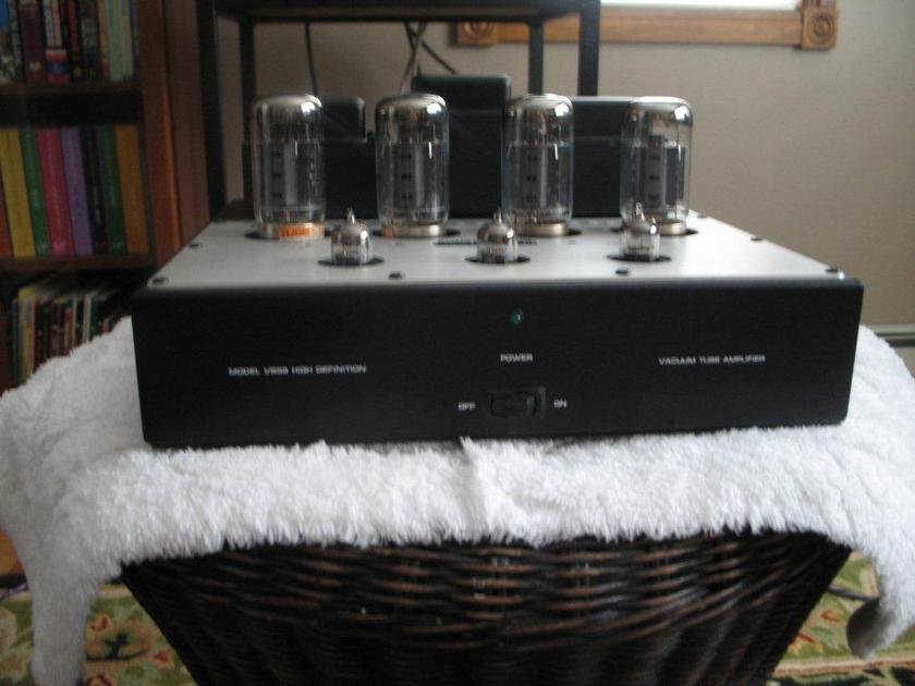 Audio Research VS-55 Tube Amplifier