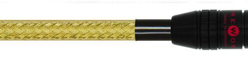 WireWorld Gold Eclipse 5 110 Ohm Digital AES/EBU 0.5M - 6M Lengths