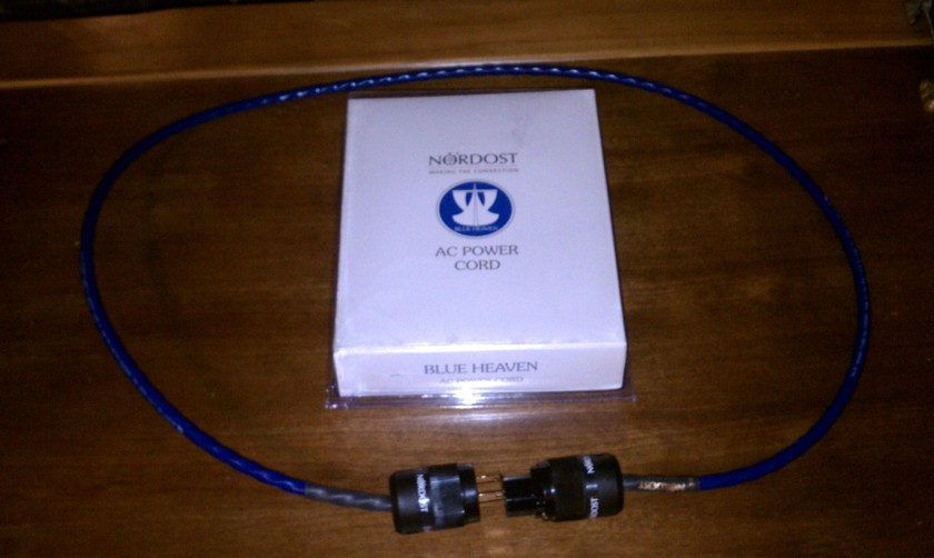 Nordost Blue Heaven  Power Cable