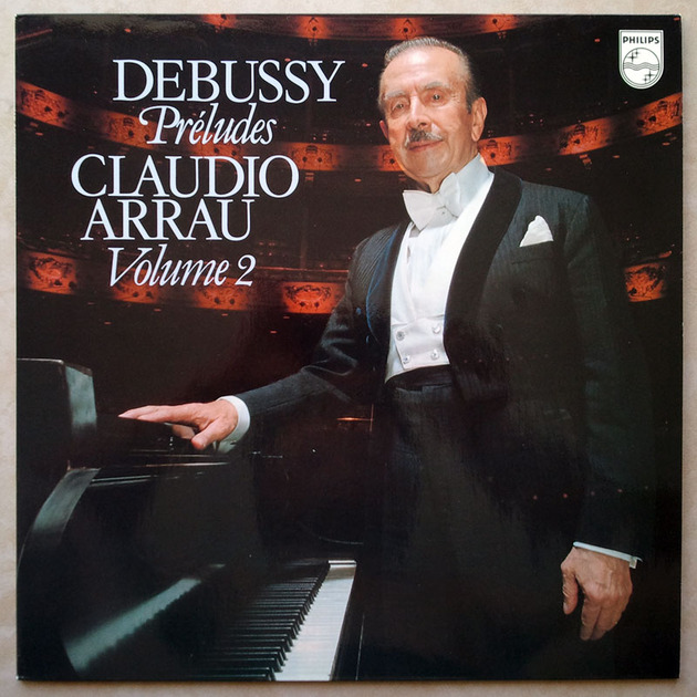 Philips/Arrau/Debussy - Preludes Vol.1 & 2 / 2 LPs / NM