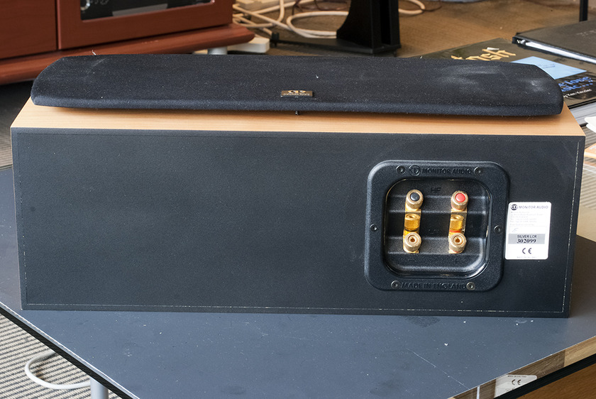 Monitor Audio Silver LCR Center Speaker