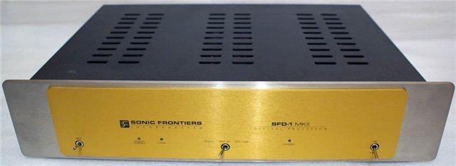 Sonic Frontiers SFD 1 MK11 DAC