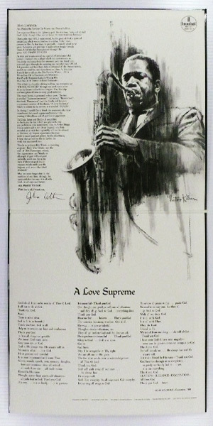 John Coltrane :: -  A Love Supreme
