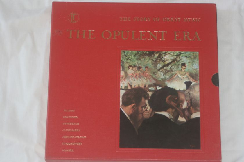 The Story of Great Music - The Opulent Era Time Life Records