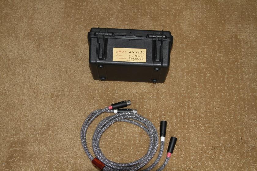 Kimber Select  KS 1126 1.5 mtr. XLR