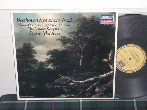 Monteux/LSO - Beethoven No.2 London STS15518