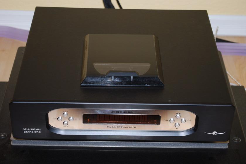 Audio Aero Capitol MK-II w/ Digital Inputs and Pre-Amp section