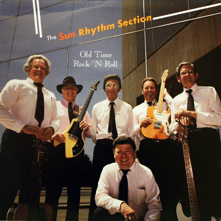The Sun Rhythm Section - Old time rock 'N Roll