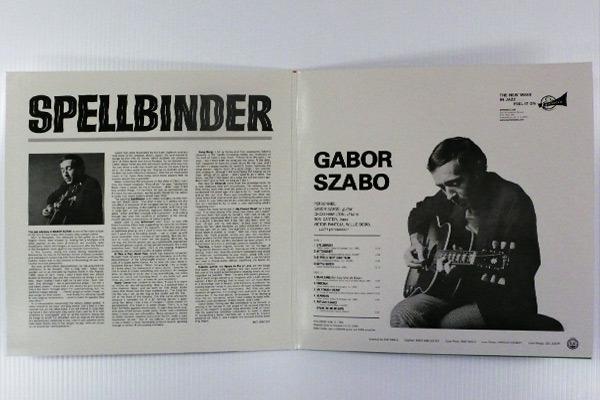 Gabor Szabo :: -  Spellbinder