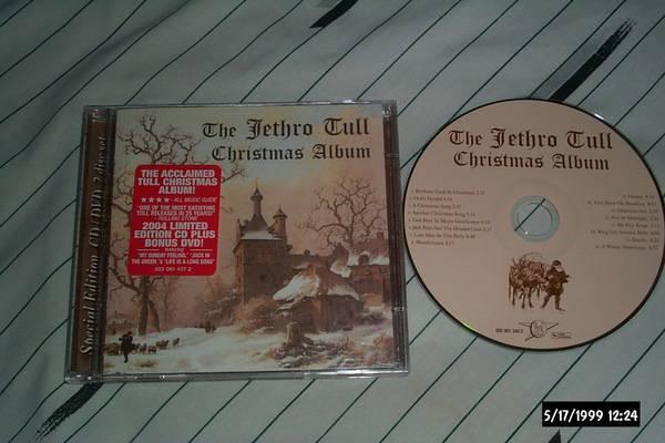 Jethro tull - Christmas Album cd/dvd