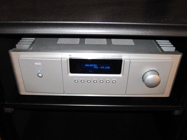 NAD Master Series M3 Integrated Amplifier