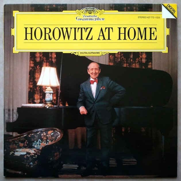 DG / - Horowitz at Home / NM