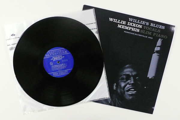 Willie Dixon & Memphis Slim :: -  Willie's Blues
