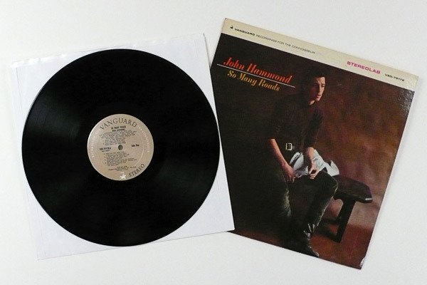 John Hammond :: - So Many Roads