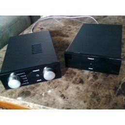 HEED Obelisk SI + X2 PS Integrated amplifier ( demo )