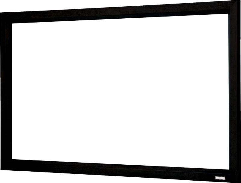 DaLite Cinema Contour 110 inch diag Protrim Mint