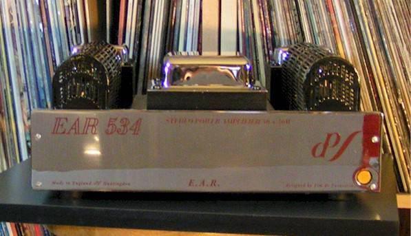 EAR 534 tube amp