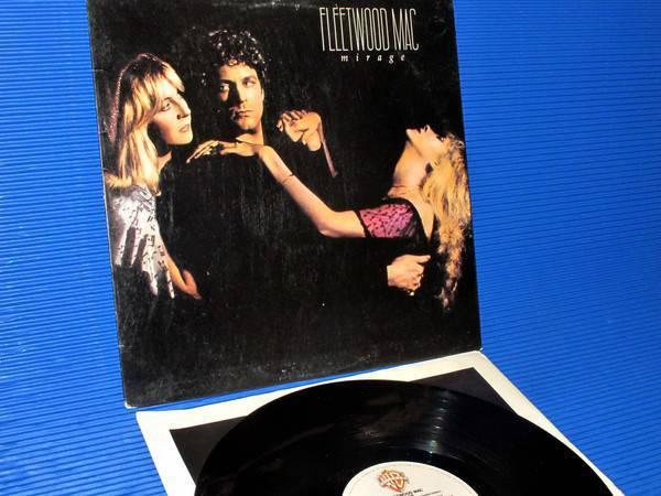 "FLEETWOOD MAC - - ""Mirage"" -  Warner Bros. 1982 2 great sides"