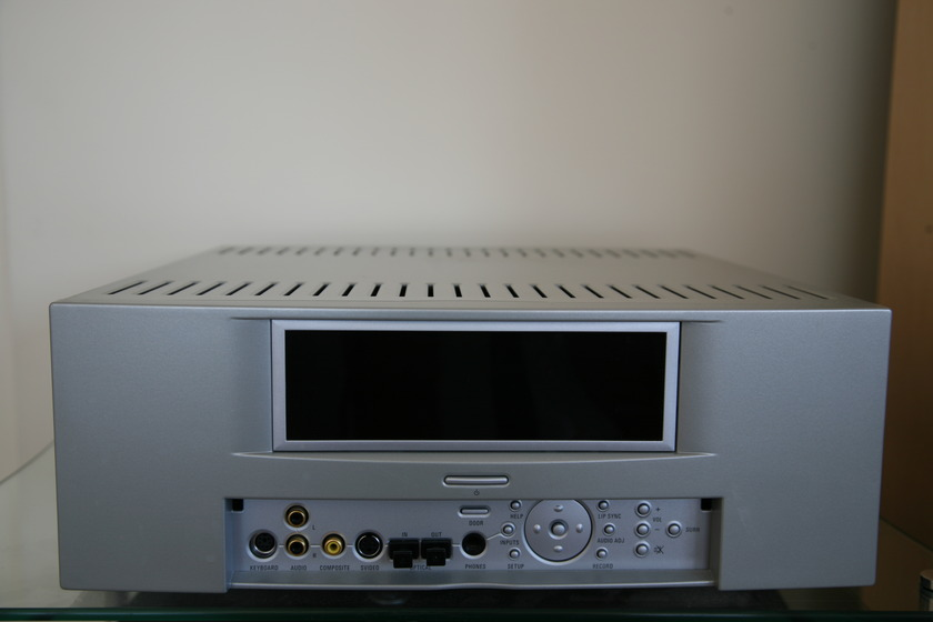 Linn Kisto A true system controller solution, not just an AV processor or pass-through pre-amplifier