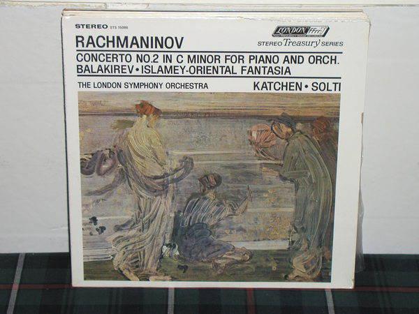 Katchen/Solti - Rachmaninov Cto London STS Still Sealed