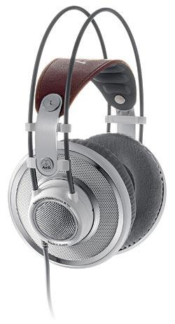 AKG 701 White  Headphones – Excellent Condition