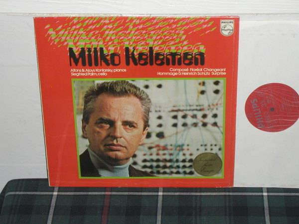 Molinari-Pradelli - Verdi/Rigoletto Philips Import LP 6747