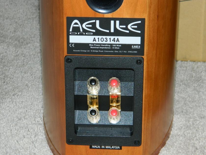 (((AE))) Acoustic Energy Aelite One (Aelite 1), excellent condition