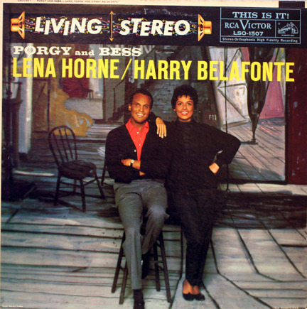 Harry Belafonte and Lena Horne - Porgy and Bess