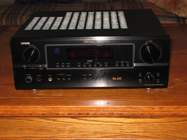 Denon DRA-697CI 100 wpc receiver