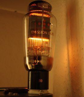 New! Emission Labs 300BXLS Vacuum tubes