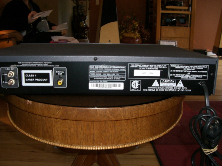 NAD  C521BEE CD player
