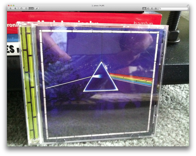 Pink Floyd - Dark Side of the Moon free shipping and Free Paypal