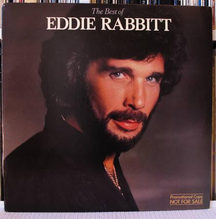 Eddie Rabbitt - Best of Eddie Rabbit nm