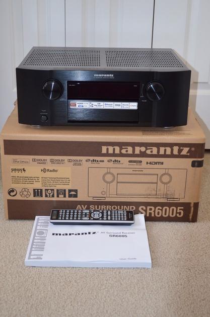 Marantz SR6005