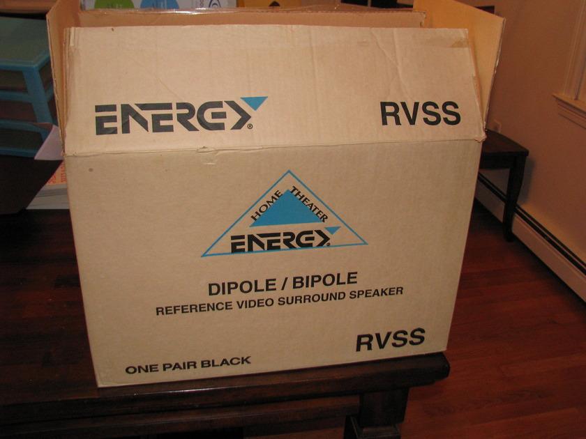 Energy RVSS  Dipole / Bipole Surround Speakers