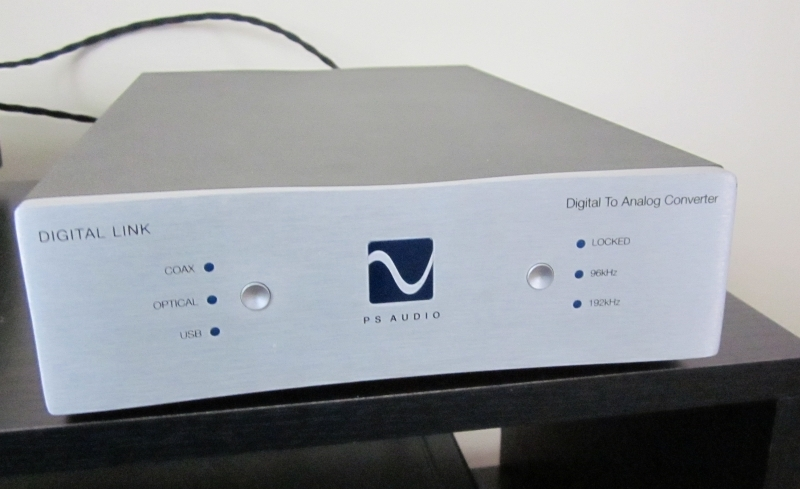 PS Audio Digital Link 3 w/Cullen Stage 3 mods